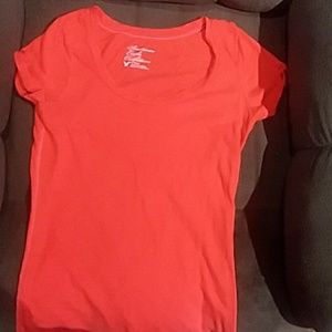American Eagle Outfitters red t-shirt